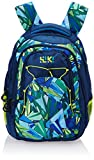 Wildcraft Wiki Daypack Polyester 36 liters Blue Laptop Bag (8903338049098)
