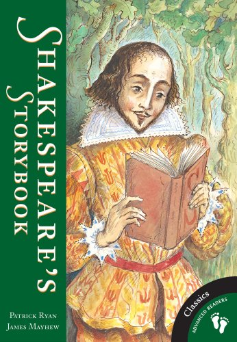 Shakespeare's storybook : folk tales that inspired the Bard