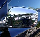 ix35 Chrom Spiegelkappen LED Spiegel Kappen Blenden Tuning Abdeckung Side Mirror Molding