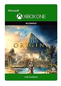 Assassin's Creed Origins - Édition Standard   Xbox One - Code jeu à télécharger