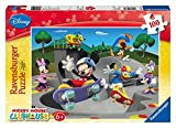 Ravensburger 10871 - Mickeys lustigiger Skate Club-XXL Puzzle, 100 Teile