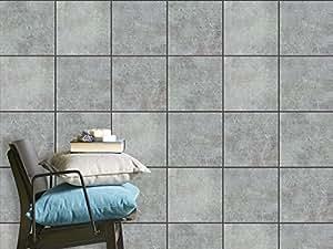 Adesivi piastrelle in pvc rivestimenti bagno decorazioni murali auto adesivo per piastrelle - Piastrelle in pvc adesive ...