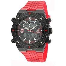 Reloj Marea Hombre B40168/2 Analógico Digital Rojo