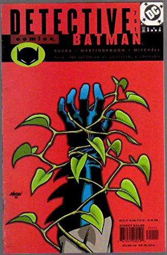 The batman Detective comics numero 751