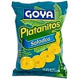 Goya Platanitos Salados - Paquete de 24 unidades