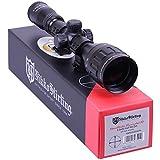 Nikko Stirling Mountmaster 3-9x50 PX ADJ Illuminated Reticule Riflescope With Mounts NMMI3950AO Airgun