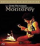 : Jimi Hendrix - Live at Monterey [Blu-ray] (Blu-ray)
