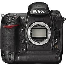 Nikon D3x SLR-Digitalkamera (24 Megapixel, Vollformatsensor) nur Gehäuse