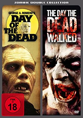 Day Of The Dead & The Day The Dead Walked - Zombie Double Collection [2 DVDs]