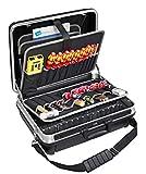 B&W Werkzeugkoffer Shark Pockets, 115.03/P (Lieferung erfolgt ohne Werkzeug)