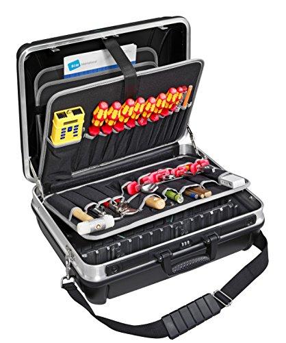 B&W Koffer Shark Pockets, schwarz, 115.03/P (Lieferung erfolgt ohne Werkzeug) - Pocket 200 Hat