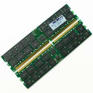 HP sP/cQ mémoire 2Go PC2700, DDR ECC SDRAM–mémoire (dDR eCC sDRAM, 2GB, 333MHz, 0.1kg)