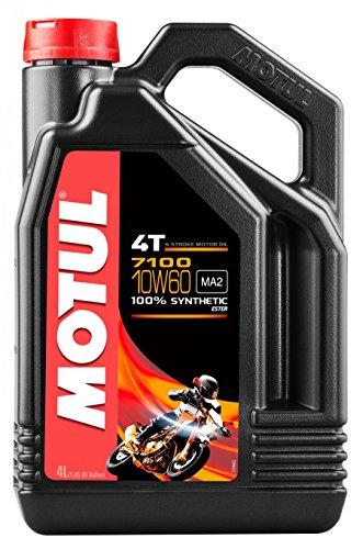 Olio Moto - Motul 7100 4T 10W-60, 4 lit
