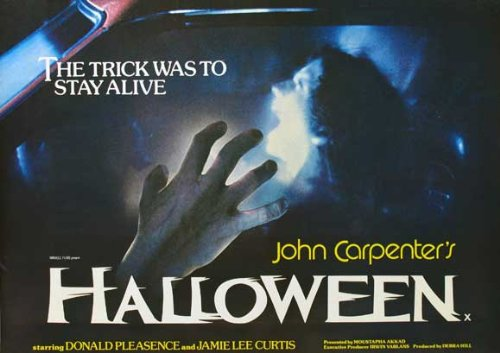 ie Poster (30 x 40 Inches - 77cm x 102cm) (1978) (Halloween Nancy Loomis)
