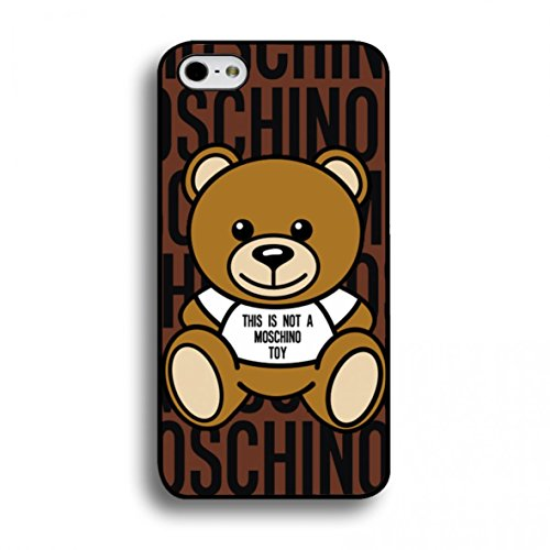 6 Louis Fall Vuitton (Cool Moschino Schutzhülle Moschino Telefon Fall zurück Displayschutzfolie Moschino iPhone 66S (11,9cm) Telefon Fall)