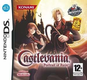 Castlevania: Portrait of Ruin (Nintendo DS)