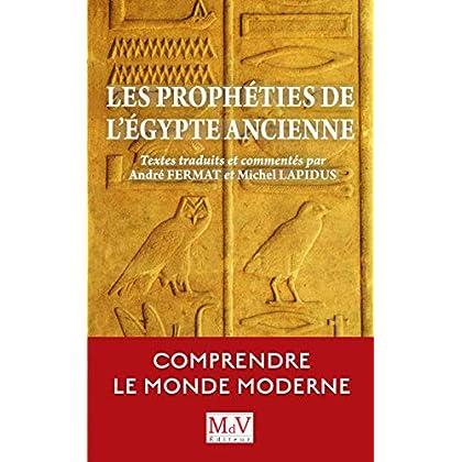 Propheties de l'Egypte Ancienne (les)