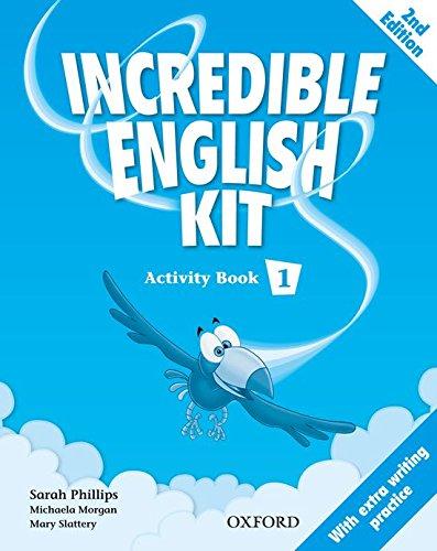 Incredible English Kit 1: Activity Book 2nd Edition - 9780194441636