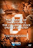 Zero Hour - THE SINKING OF THE ESTONIA & THE COLUMBIA SPACE SHUTTLE DISASTER [DVD-R]