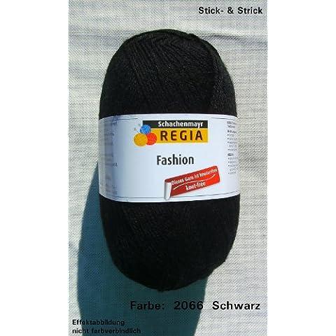 150 tgl Moda Fb. 2066 nero, 6-discussioni, Regia, Nuovo di zecca, Calzini lana, Lana per calze