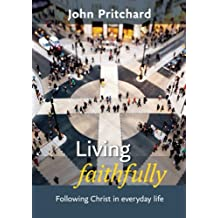 Living Faithfully book cover