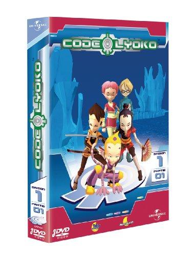 Code Lyoko - Saison 1 - Volume 01