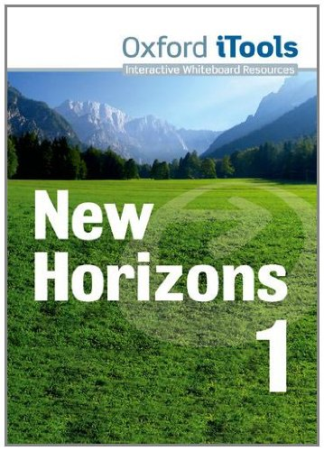 New Horizons 1. iTools CD-ROM