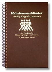 MaintenanceMinder Daily Weigh-in Journal