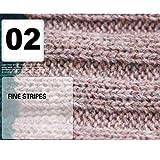 Krystle Women's Soft Knitted Crochet Winter Leg Warmers Long Boot Socks (Multicolour, Free Size)