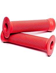 AWE® BMX Poignées de vélo Rouge