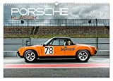 Porsche Klassik - Kalender 2018 - Delius-Klasing-Verlag - Wandkalender - 67,5 cm x 47 cm