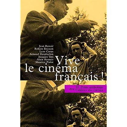 Vive le cinéma français !