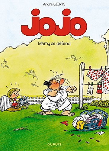 Jojo, Tome 7 : Mamy se d??fend by Andr?? Geerts (1995-11-07)