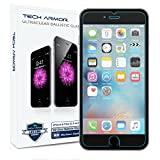 Best Tech Armor Iphone 6 Protections - Tech Armor SP-BG-APL-IP6P-2 Ballistic Glass Screen Protector Review
