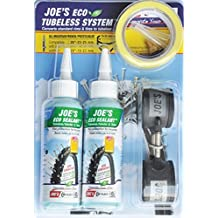 Joes No-Flats Tubeless Kit de ciclismo