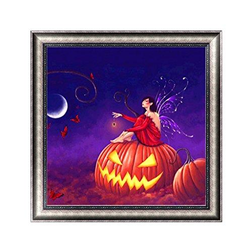 t Stickerei Gemälde Halloween Kreuzstich Art Crafts Home Decor (# 600) (Handwerk Ideen Für Halloween Für Kinder)