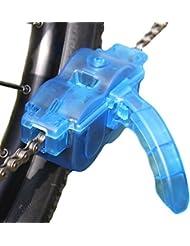 TRIXES Herramienta de Limpieza Cepillo Cadena de Bici en 3D