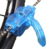 TRIXES Limpiador para Cadena de Bici - Herramienta de Limpieza Cepillo Cadena de Bici en 3D - Limpiador Cadena Bicicleta