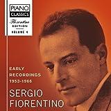 Sergio Fiorentino : Early recordings, 1953-1966.