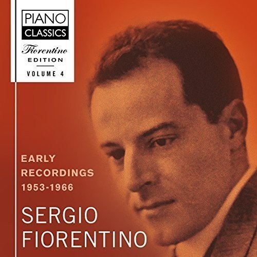 Fiorentino-Edition, Vol. 4: Early Recordings 1953-1966 -