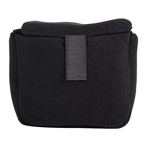 Digitalkamera Tasche, Kamera Tasche Insert Pad Stoßfest Schutz Pad Tasche Kamera Tasche Zubehör für Fotografie(Schwarz)