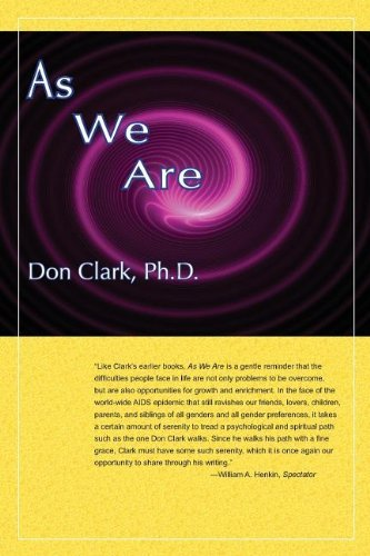 As We Are by Donald H. Clark (2013-07-01)