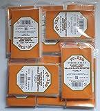 docsmagic.de 500 Premium Tarot Size Board Game Sleeves - 72 x 122 - 10 Packs - Oversize - 70 x 120