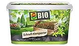 Compo Bio Schnell-Komposter 3 kg, grün, 17.5x17.5x15.6 cm, 20825