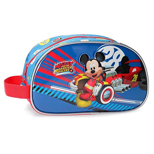 Disney World Mickey Beauty Case da viaggio 24 centimeters 3.36 Multicolore (Multicolor)