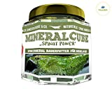 NatureHolic - MineralCube 'Spinat Power' - 47ml - Mineralversorgung + Ferienfutter