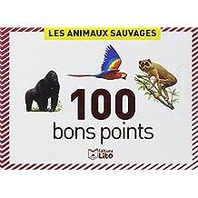 100 bons points : Les animaux sauvages