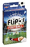 Drumond Park Flip Football - Gioco di carte, motivo: calcio