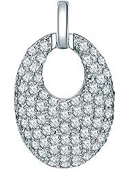Rafaela Donata - Pendentif - Argent sterling 925 oxyde de zirconium, pendentif oxyde de zirconium, bijoux en argent - 60837033