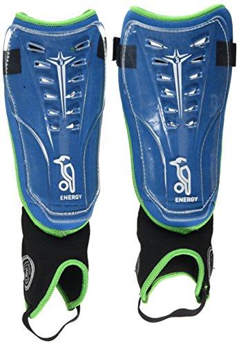 Kookaburra Unisex Energy Schienbeinschoner L Hockey Schutzausrüstung, blau, groß